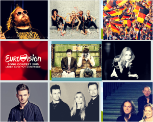Germany - Get to Know the Contestants 2015. Photo : Eurovision Ireland