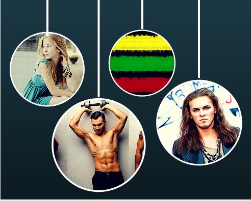 Lithuania Week 1 - 2015 Eurovision Search. Photo : Eurovision Ireland
