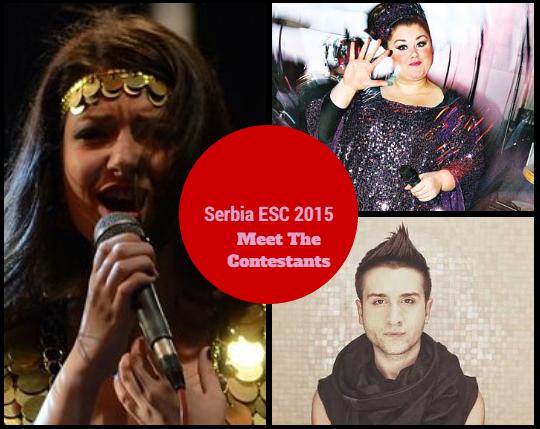 Meet The Contestants 2015. Photo : Eurovision Ireland