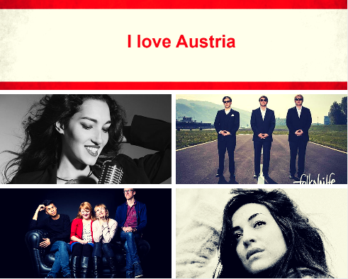 Meet The Contestants - Austria 2015 Part 1