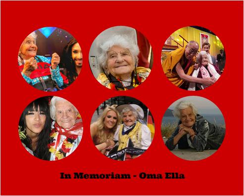 Oma Ella In Memoriam