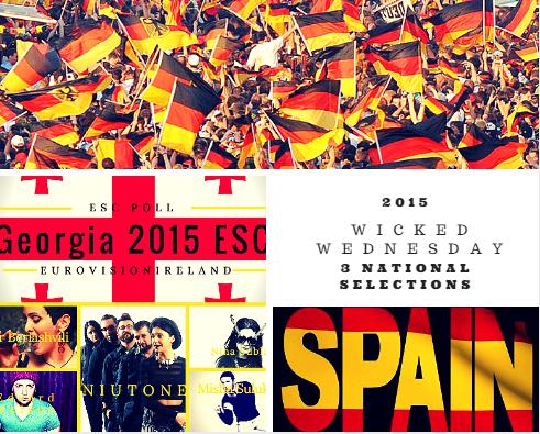 Wicked Wednesday 2015. Photo : Eurovision Ireland