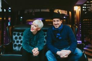 Alya With Neno Belan. Photo RTSLOV