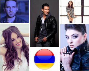 Armenia Super Group for Eurovision 2015