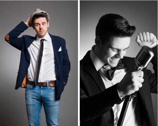 Clemens - EMA 2015 Contestant. Photo : Janez Marolt