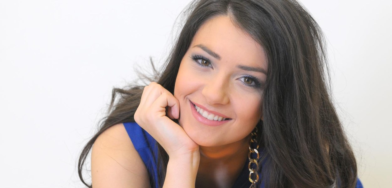 Danica Krstic. Serbian Eurovision 2015 National Finalists. Photo : Danica Krstic