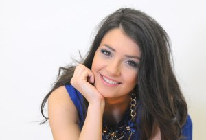 Danica Krstic. Serbian Eurovision 2015 National Finalists. Photo : Danica Krstic