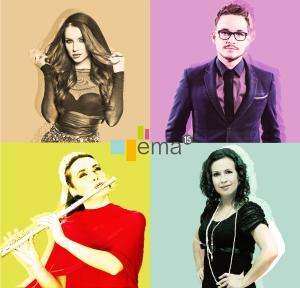 EMA 2015 Hosts