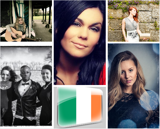 Eurosong 2015 Finalists