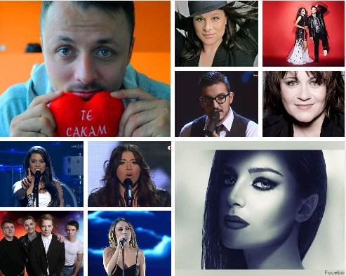 Poll - 10 songs selected for Eurovision 2015. Who is your favourite?