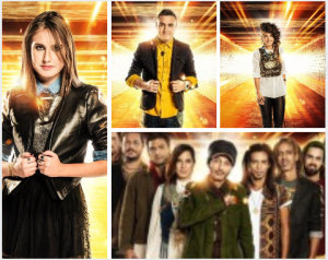 Israel Finalists for Eurovision 2015 Selection