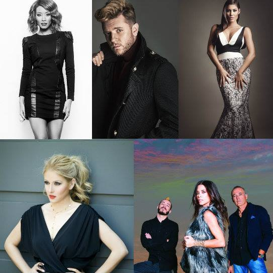 Greek Eurovision 2015 National Finalists