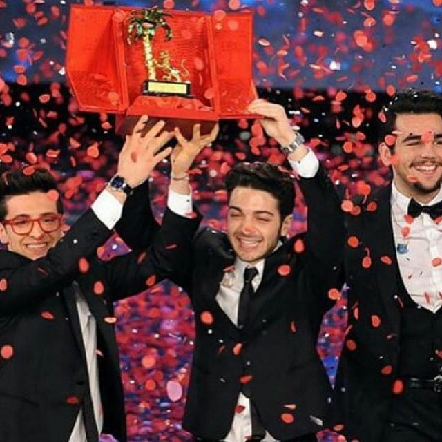 Il Volo will sing 'Amore Grande' at Eurovision 2015
