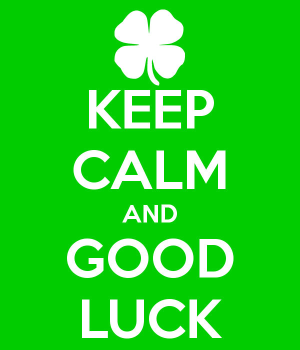 Image result for best of luck in irish