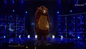 Latvian Beaver