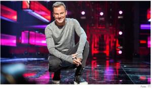 Magnus Carlsson at Melodifestivalen 2015. Photo SVT