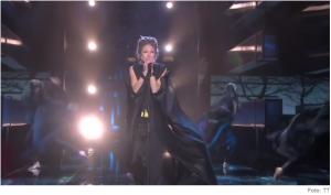 Mariette Melodifestivalen 2015. Photo : SVT