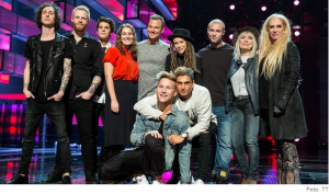 Melodifestivalen Heat 2 - Photo TT/SVT