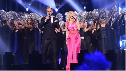 Melodifestivalen Heat 1 - Live Rolling Blog. Photo SVT