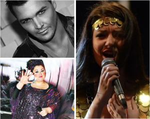 Serbian Finalists for Eurovision 2015