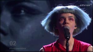 Sia Got a Haircut 2