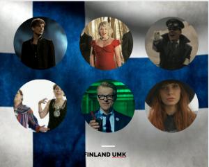 Finland - UMK 2015 Semi Final 3 - Photo : Eurovision Ireland