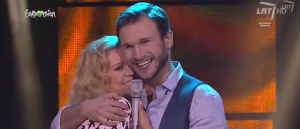 Vaidas and Monika for Eurovision 2015