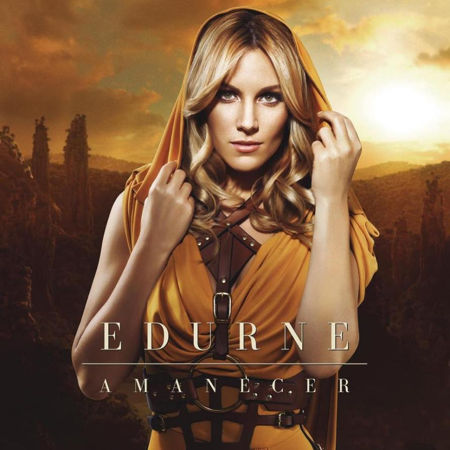 Edurne Song Released. Photo : Edurne Facebook