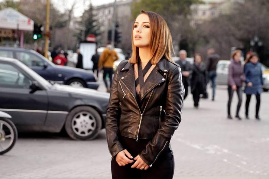 Elhaida Dani - 'I'm Alive'. Photo Facebook