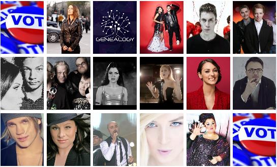 Eurovision 2015 Semi Final 1