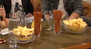 Final crisps