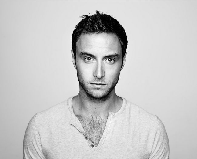 Måns Zelmerlöw. Photo : Courtesy of Måns Zelmerlöw Management