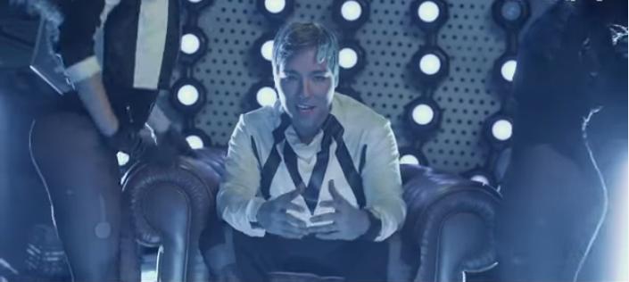 Milan Stankovic featuring DJ Ugy. Photo : YouTube