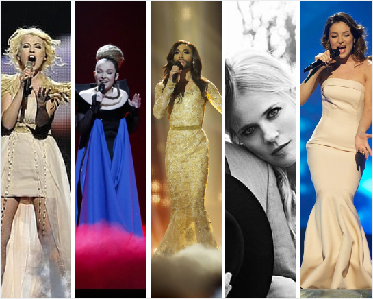 Visual Performances at Eurovision