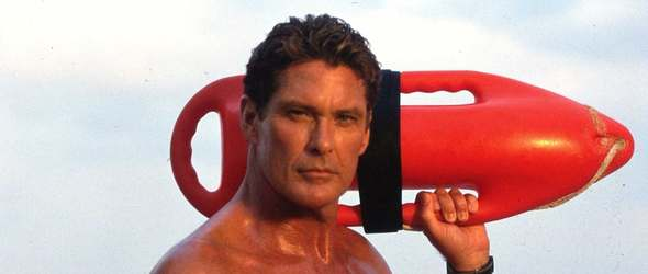 David Hasselhoff Supports Finland's PKN for Eurovision 2015
