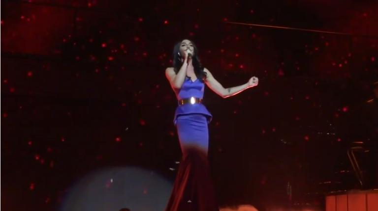 Conchita - Eurovisions Greatest Hits. Photo : YouTube