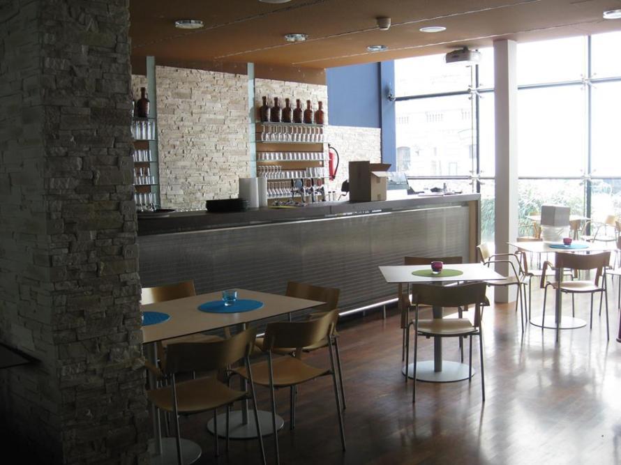 Euro Fan Cafe Vienna - Taking Shape. Photo : Facebook