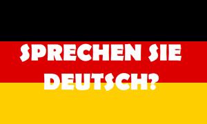 Sprechen Sie Deutsch? Photo: Eurovision Ireland