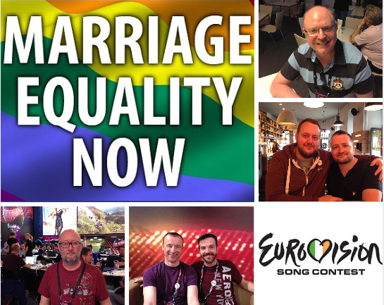 Eurovision and the Marriag Referendum