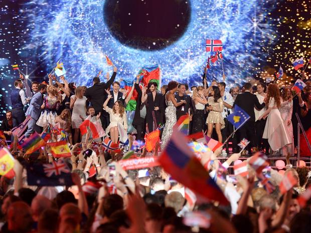 Live Rolling Blog - Eurovision Jury Voting Dress Rehearsal