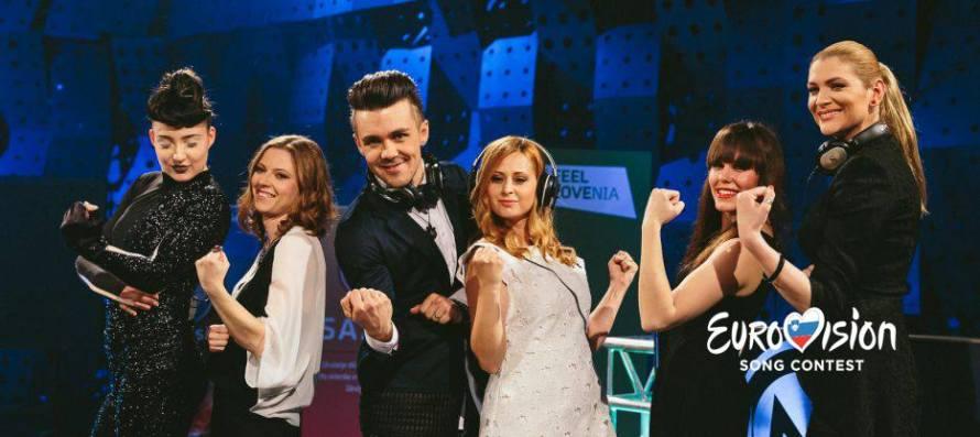 Maraaya Eurovisio Preparations. PHOTO credits: EMA FaceBook page