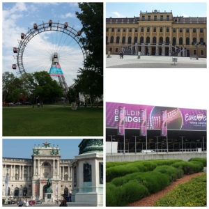 Vienna Survival Series - Sightseeing. Photo: Eurovision Ireland