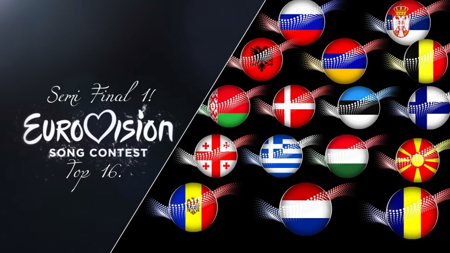 Semi Final 1 - Vote for your favourites