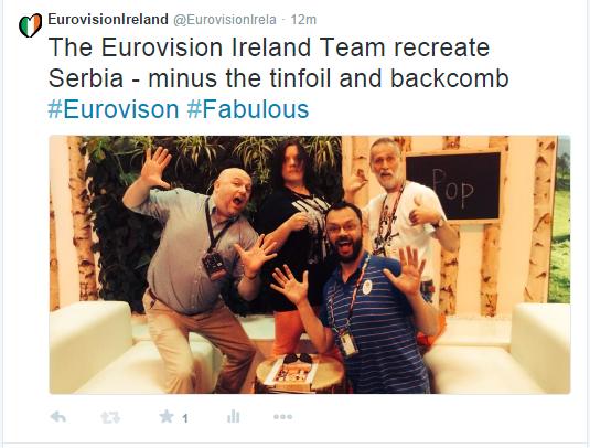 Tweet Serbia
