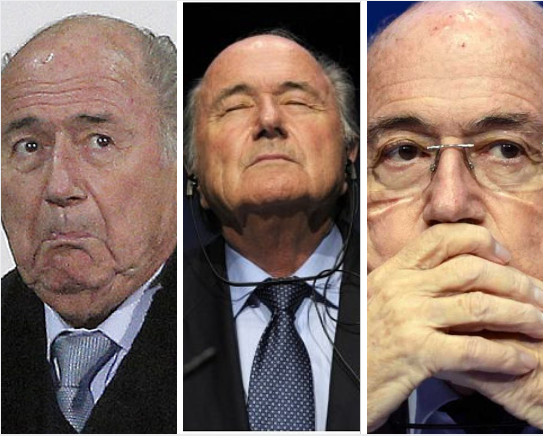 The Sepp Blatter Eurovision Playlist