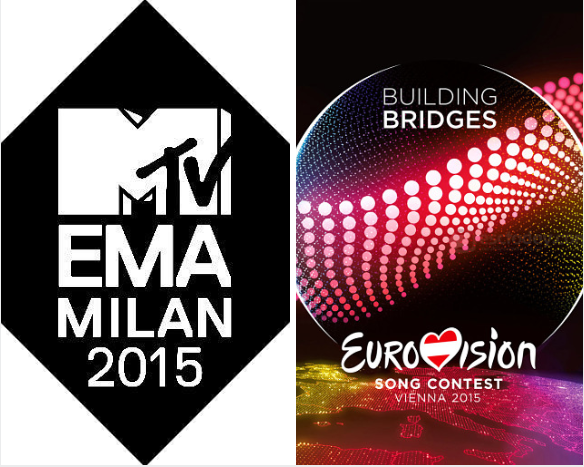 MTV EMA 2015 Awards and Eurovision Acts