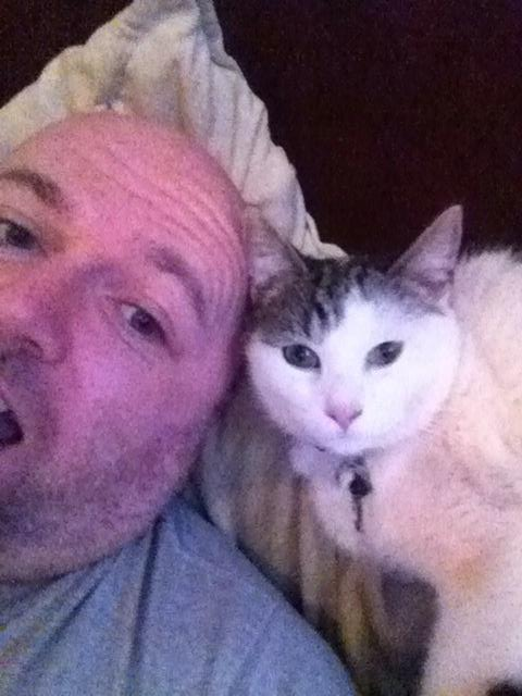 Roger the JESC Cat