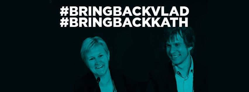 Bring Back Kath And Vlad
