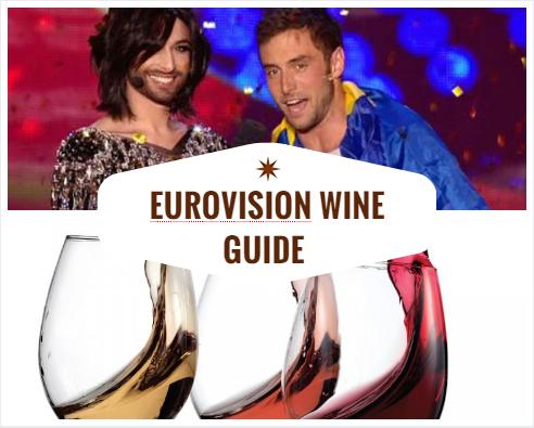 Eurovision Wine Guide