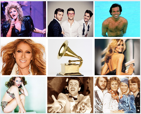 Grammy Collage